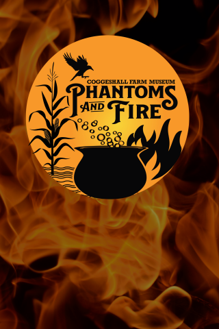 Phantoms and Fire at Coggeshall Farm Museum